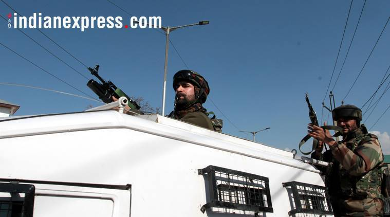 Two militants killed in encounter with security personnel in Anantnag
