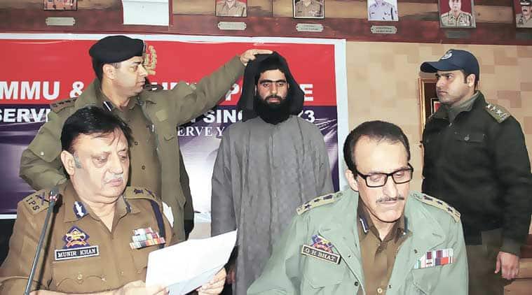 Lashkar man's escape from Srinagar hospital: Police probe 4-month plot, role of jail medical staff
