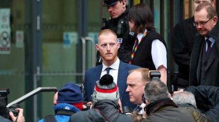 Ben Stokes pleads not guilty to affray charge for Bristol nightclub brawl