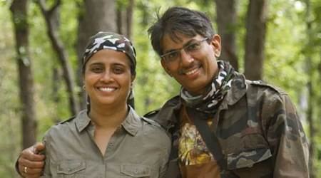 Couple sells wildlife pictures to ensure animals in Bandipur Tiger Reserve don't gothirsty