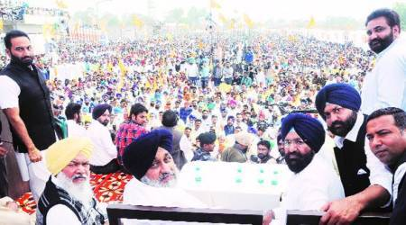 Masses will correct their 2017 mistake in 2019, says Sukhbir Singh Badal