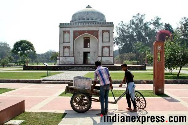 Delhi's lost scenic beauty comes to life: Sunder Nursery debuts as heritage park