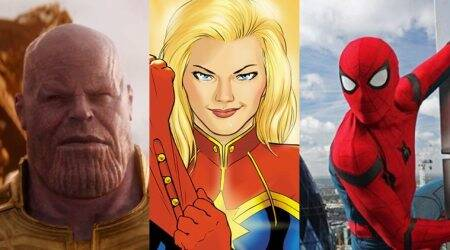 Upcoming Marvel Cinematic Universe movies: Avengers Infinity War, Captain Marvel and others