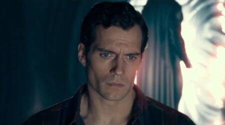 Justice League deleted scene shows Superman's black suit