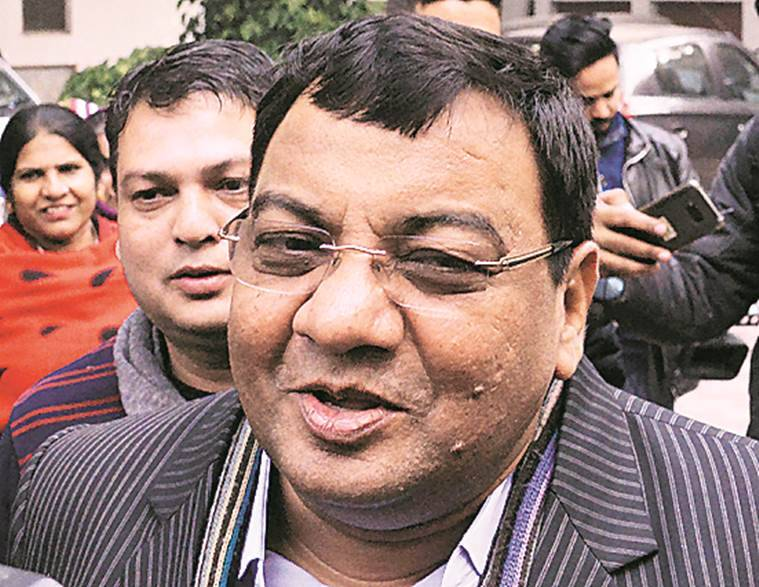 AAP vs Chief Secretary: Will raise Delhi Police issue in RS, says party member Sushil Gupta