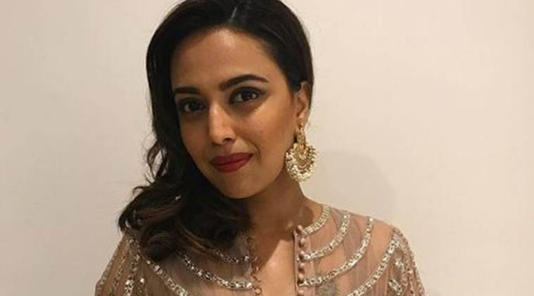 swara bhaskar on social media