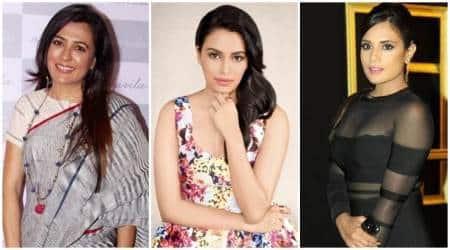 Richa Chadha, Mini Mathur speak up for Swara Bhasker: Keep that voicestrong