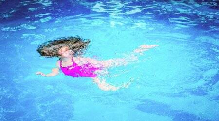 swimming, fears of swimming, phobia, swimming phobia, types of fears, do people have swimming phobia, Indian express, Indian express news