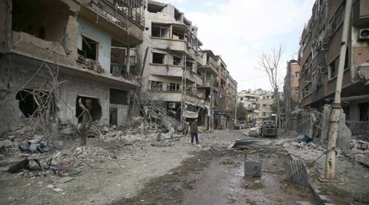 UN demands ceasefire in Syria