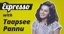 Expresso EP 8: Taapsee Pannu Speaks About Being Made To Quit A Film Due ToNepotism