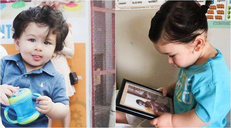 Taimur Ali Khan's Ponytail Picture is Breaking the Internet Again!