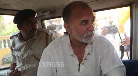 SC judge recuses from hearing Tarun Tejpal's plea