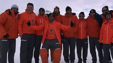 Ice Cricket 2018: Jacques Kallis slams unbeaten 90 to help Shahid Afridi's Royals defeat Virender Sehwag's Diamonds