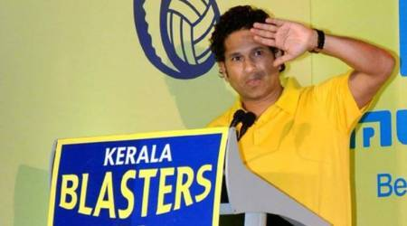 Sachin Tendulkar brings a lot of calmness to Kerala Blasters, says David James