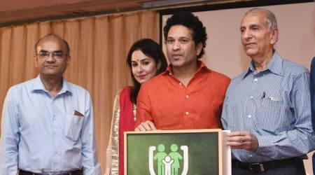 Sachin Tendulkar made T20 Mumbai League's brand ambassador