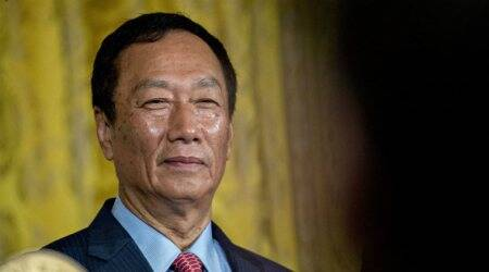 Foxconn's chip boss tipped to be Taiwanese group's next chairman