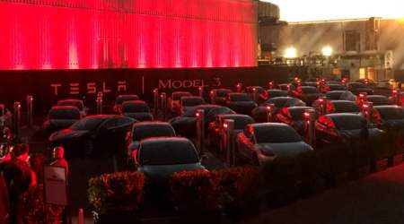 Elon Musk's brother offers Tesla Model 3 in charity raffle