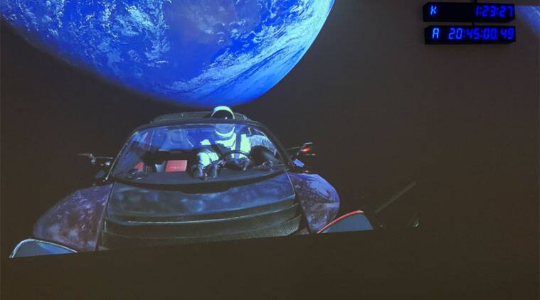 Tesla vehicle sent to Mars takes wrong turn into deep space