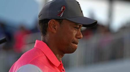 Luke List, Jamie Lovemark ahead in Florida as Tiger Woods lurks four back