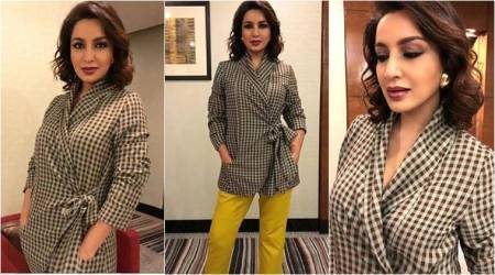 Tisca Chopra just made a fashion faux pas with this outfit
