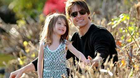 Tom Cruise to leave Scientology to be with daughterSuri?
