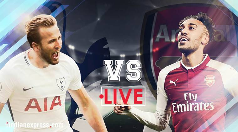 Tottenham Hotspur vs Arsenal Live: Spurs hope for a spot in the top four