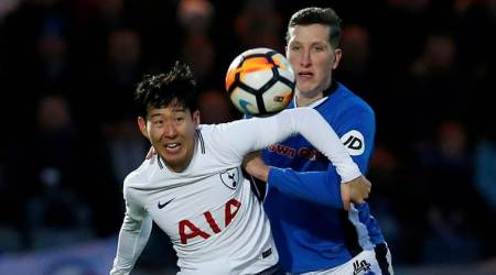 Rochdale draw 2-2 against Tottenham Hotspur to set up Wembley replay