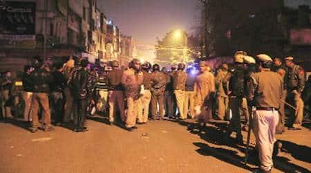 Delhi communal clash, Trilokpuri, Trilokpuri riots, Dalit violence, Delhi tension, Trilokpuri clashes, Delhi News, Indian Express