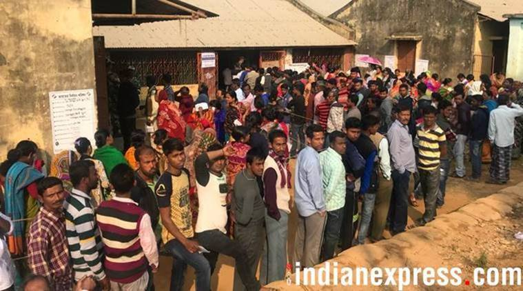 tripura polls, voter turnout, election commission, tripura assembly elections 2018, north east polls, indian express