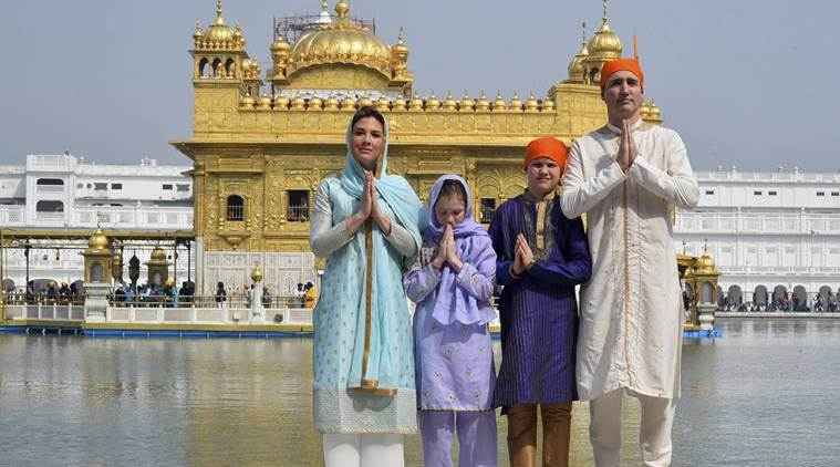 Justin Trudeau tells Amarinder Singh: Canada did not support any separatist movement in India