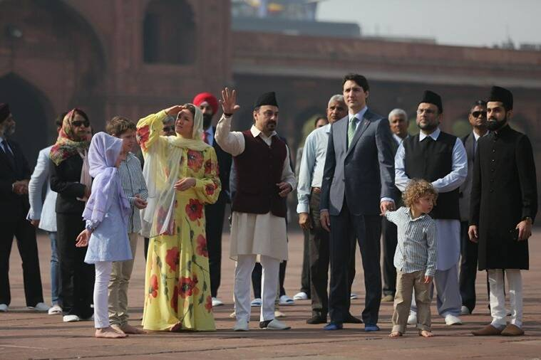 Invitation to Atwal mars Trudeau's trip