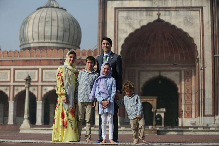 Vikas Khanna Taught Justin Trudeau & His Family How To Roll Rotis