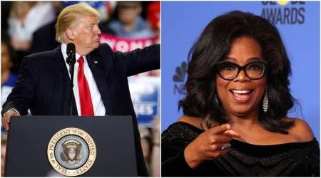 Donald Trump slams Oprah Winfrey, dares her to run for Prez
