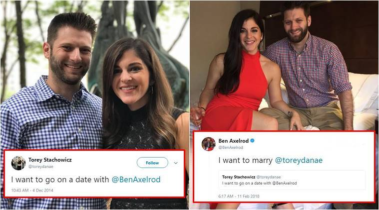 twitter love stories, love stories on social media, online dating stories, woman proposes on twitter
