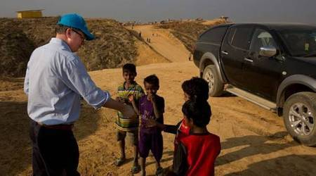 UNICEF Deputy DirectorJustin Forsyth resigns after inappropriate behaviourclaims