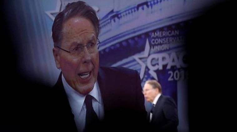 National Rifle Association Attacks Gun Control Advocates