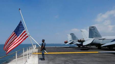 US ramps up presence in Black Sea