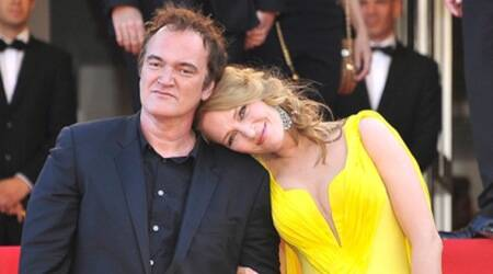 Quentin Tarantino on the Uma Thurman controversy: The choking bit for Kill Bill was her idea