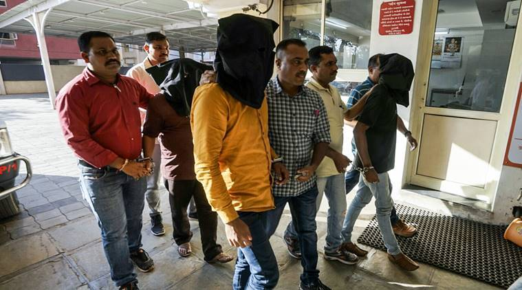 Counterfeit currency racket busted in Vadodara