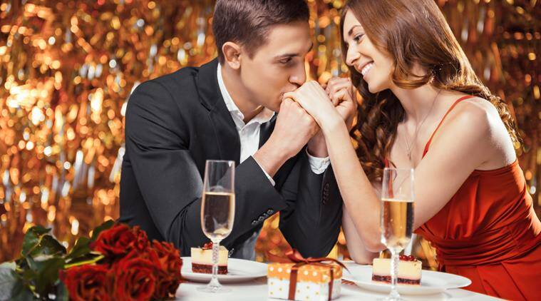 valentine's day, valentine's day gifts, valentine's day gifts ideas, chocolates, flowers, fragrances, diamonds, dresses, sanitary pads, indian express, indian express news