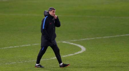 Barcelona wanted to avoid Chelsea, says coach Ernesto Valverde