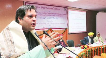 Media should be partner in country's progress instead of being watchdog: Varun Gandhi