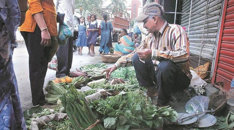 vegetable vendors, small scale entrepreneurs, microfinance, debt behaviour, development economists, moneylenders, debt payoff, indian express
