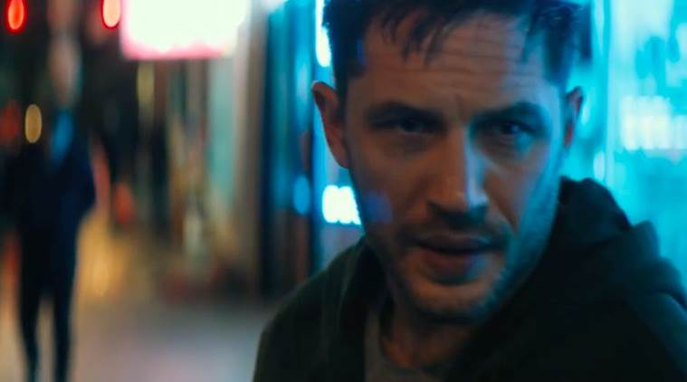Tom Hardy plays Venom teaser