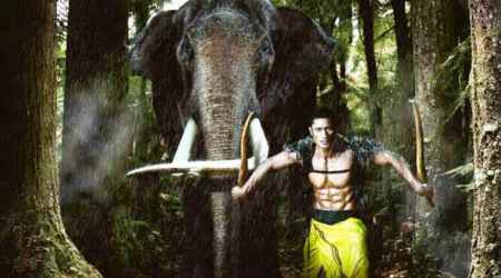 Vidyut Jammwal pays tribute to Lord Ganesha in Junglee teaser