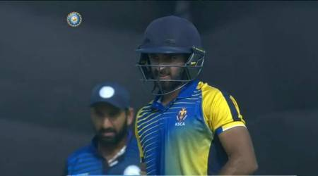 Vijay Hazare Trophy 2018 Final: Karnataka beat Saurashtra by 42 runs to clinch title