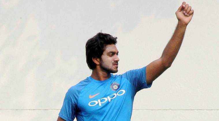 Vijay Shankar, Vijay Shankar India, India Vijay Shankar, Vijay Shankar news, Vijay Shankar matches, Vijay Shankar debut, sports news, cricket, Indian Express