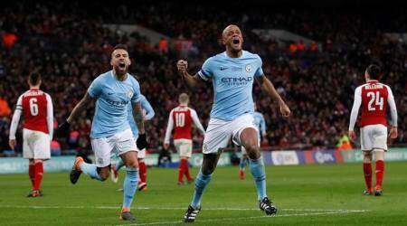 Arsenal vs Manchester City, EFL Cup final: Manchester City win fifth league cup title