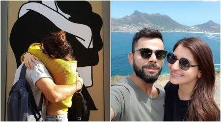 Virat Kohli has a special message for 'his one and only' Anushka Sharma. See photo