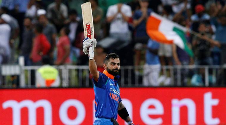 Virat Kohli, Chris Morris, india vs south africa, ind vs sa, India national cricket team, South Africa national cricket team, cricket, sports news, indian express